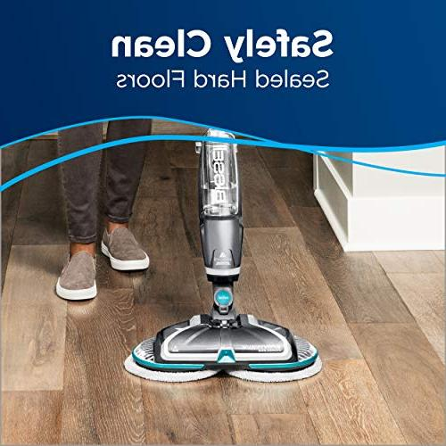BISSELL Floor Mop, Cleaner Silver, 2307