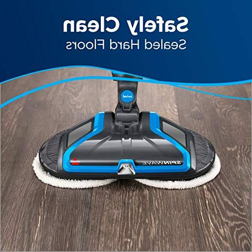 BISSELL Plus Floor and Silver
