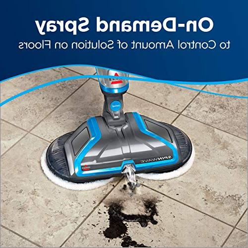 BISSELL Floor Cleaner Silver