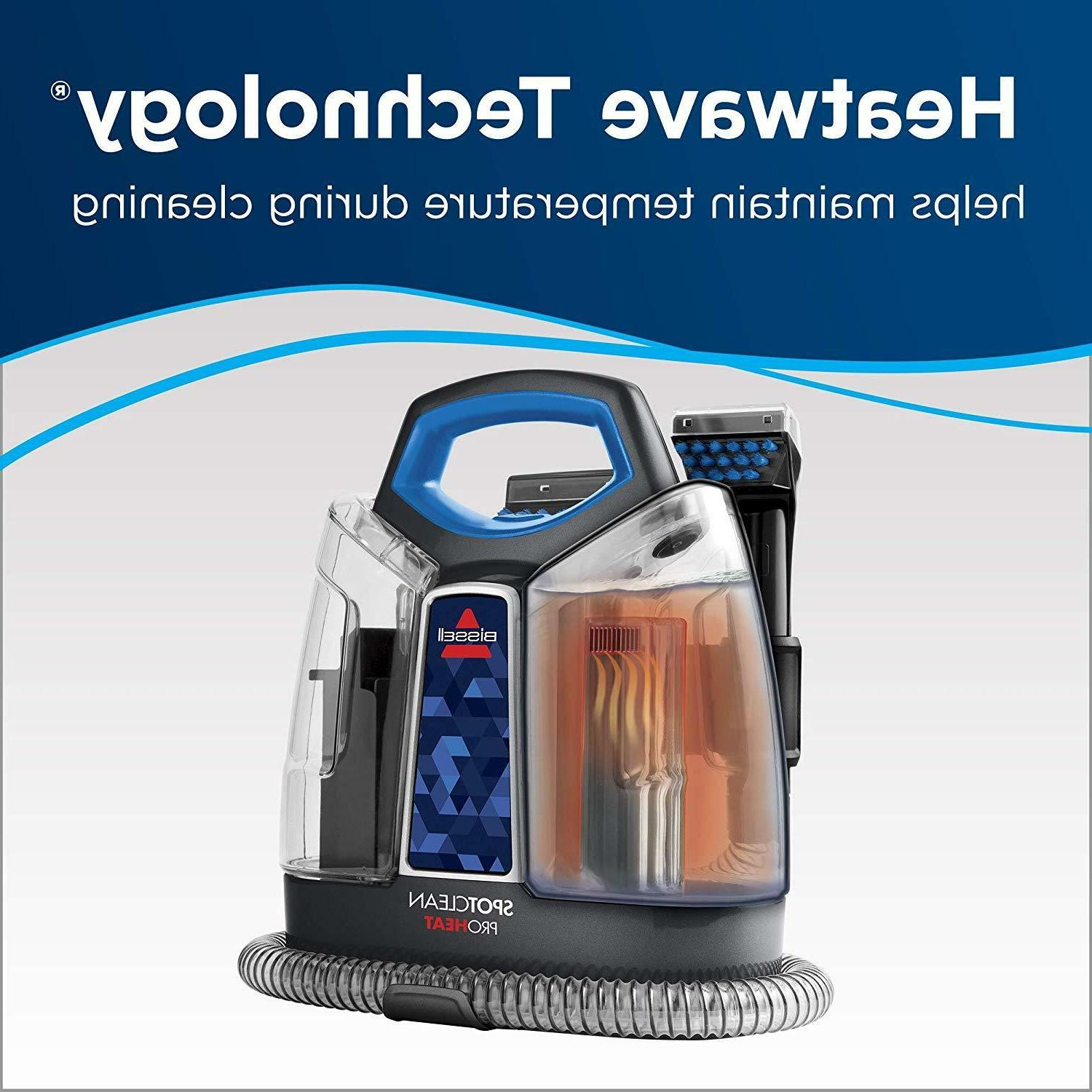 BISSELL SpotClean Portable Carpet Cleaner,