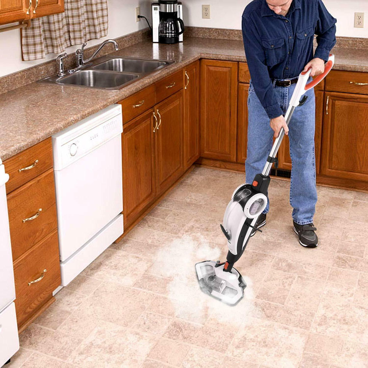 Steam Mop, Cleaner and