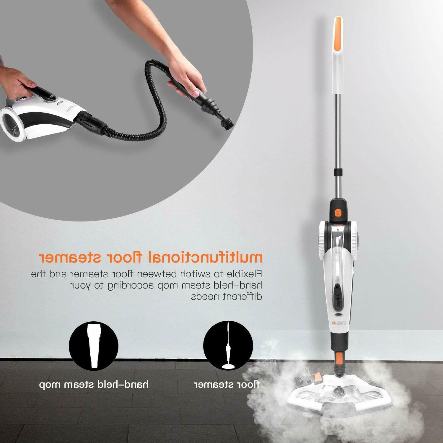 Steam Cleaner Steamer and Hand-held Ste