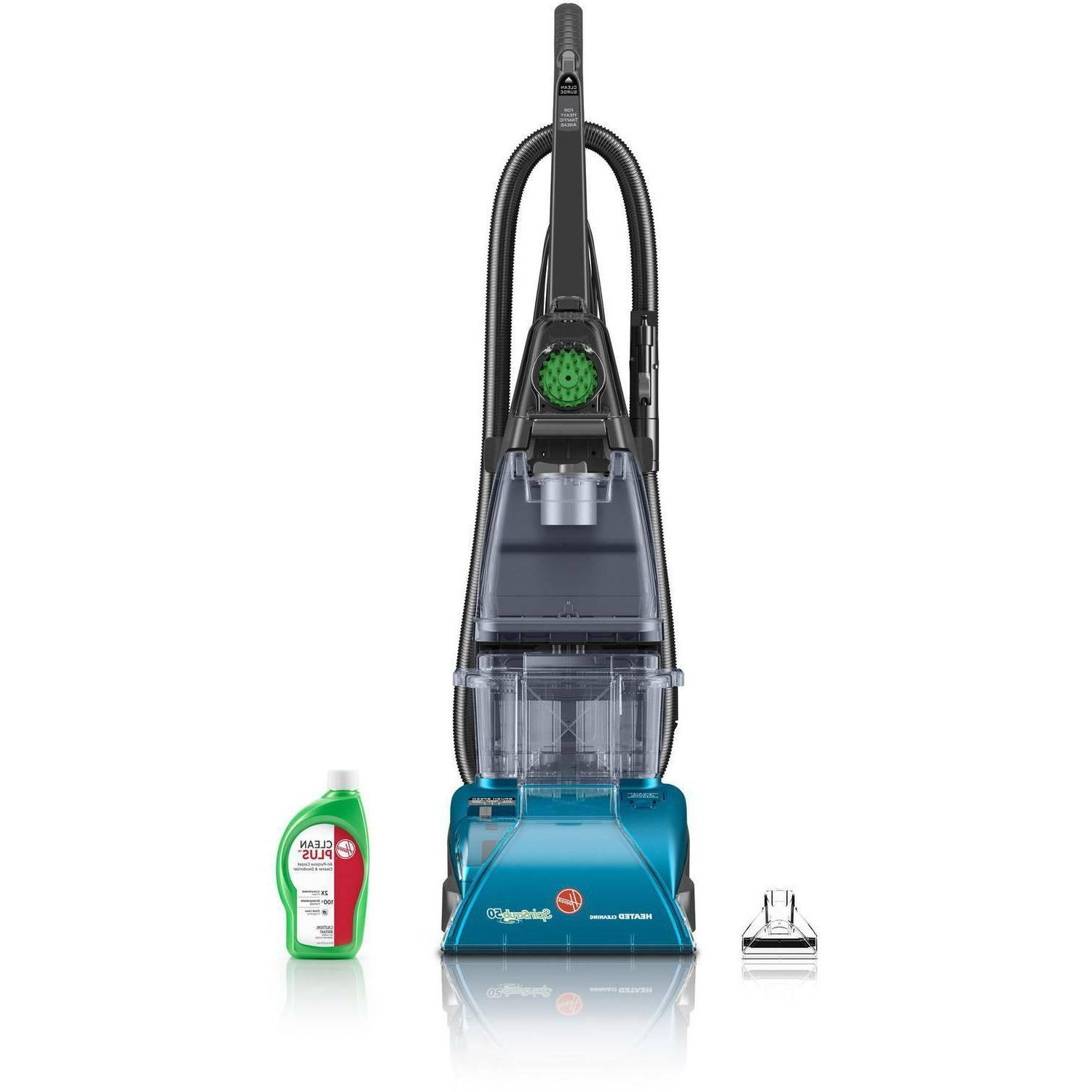 steam vac carpet cleaner