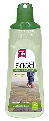 Bona Stone, Tile & Laminate Floor Cleaner Cartridge, 34 oz