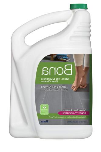 stone tile and laminate cleaner refill 128