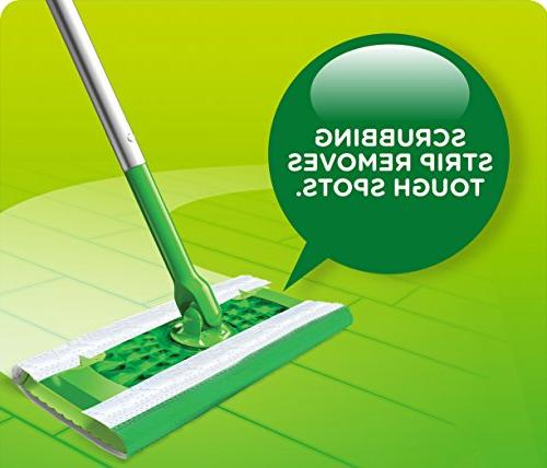 Swiffer Refills for Floor Mopping and Cleaning, All Floor Cleaning Product, Lavender Vanilla and Scent, 36
