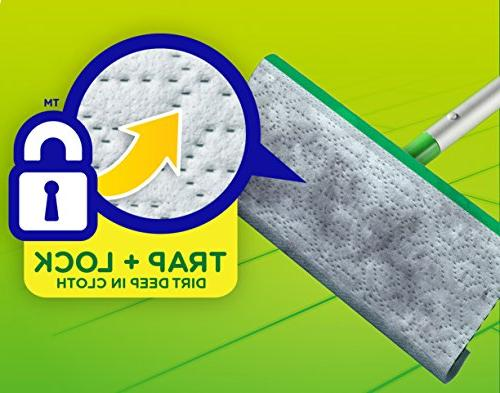 Swiffer Sweeper Mop Refills Mopping and Cleaning, Vanilla Comfort