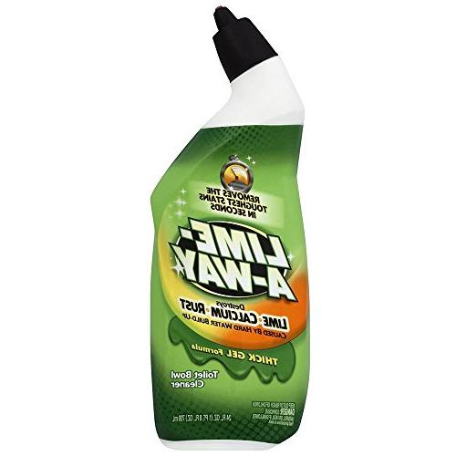 Lime-a-way - Toilet Bowl Cleaner - Liquid 24 Ounce