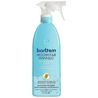 Tub Tile Bathroom Cleaner