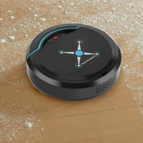 USB Rechargeable Smart Cleaner Robot Sweeper Carpet