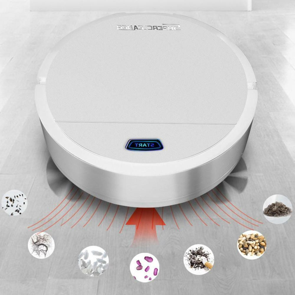 USB Smart Cleaner Robot Automatic Sweeper Carpet Mop