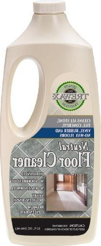 Trewax Vinyl and Linoleum Neutral Floor Cleaner, 32-Ounce by