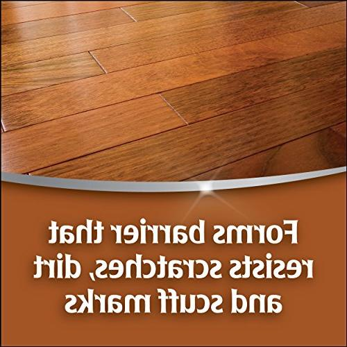 Weiman Floor and 32 - Natural Shine, Leaves Protective Layer