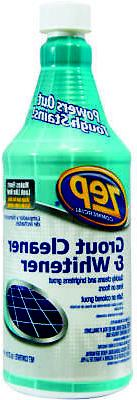 ZEP ZU104632 Acid Based Grout Cleaner and Whitener, 1 qt, Bo