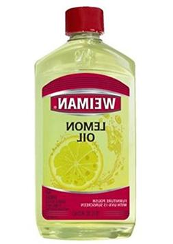 WEIMAN PRODUCTS LLC Lemon Oil Furniture Polish With Sunscree