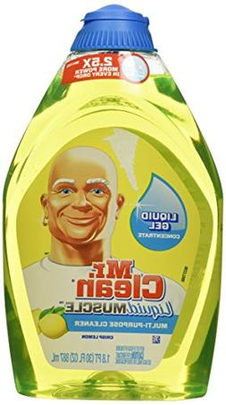 Mr. Clean Liquid Muscle All Purpose Surface Cleaner Lemon 30