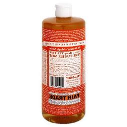 Dr. Bronner's Magic Soaps Pure-Castile Soap, 18-in-1 Hemp Te