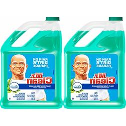 Mr. Clean Meadows & Rain Multi-Surface Cleaner with Febreze,