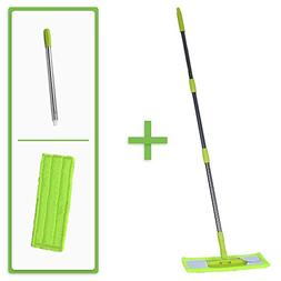 Microfiber Mop Master with 2 Microfiber Mop Cloths | Washabl