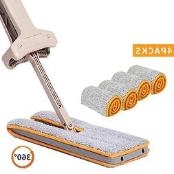 Aktetur Professional Microfiber Mop/Sweeper Cleaner Dry and