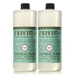 Mrs. Meyer's Clean Day Multi-surface Concentrate, Basil, 32