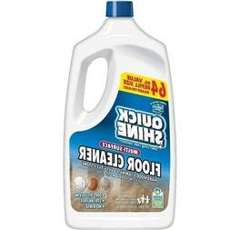 Quick Shine Multi-Surface Floor Cleaner , 64 oz