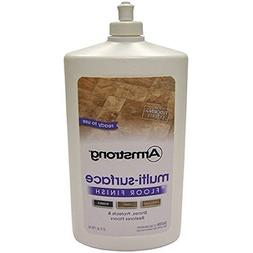 Armstrong Multi-Surface Floor Finish, 27 fl oz