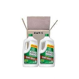 Quick Shine Multi-Surface Floor Finish and Polish, 64 oz. Re