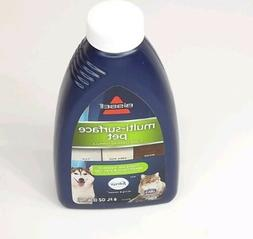 BISSELL MULTI-SURFACE PET FLOOR CLEANER 8 FL OZ New Sealed
