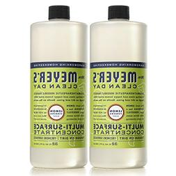 Mrs. Meyer's Clean Day Multi-Surface Concentrate, Lemon Ve