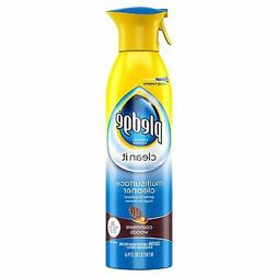 Pledge Multisurface Cleaner Aerosol, Cashmere Woods, 9.7 oz,
