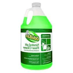 ODOBAN 936162-G Neutral pH Floor Cleaner,1gal,PK4