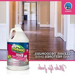 OdoBan No Rinse Neutral pH Floor Cleaner Concentrate, 2 Gal