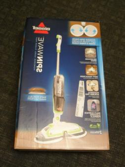 New BISSELL 2039A SpinWave Hardwood Floor Mop and Cleaner