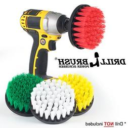 Cleaning Supplies - Drill Brush - Bathroom Accessories - Sho