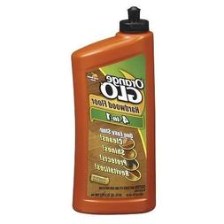 Orange Glo Hardwood Floor 4-in-1 One Easy Step Cleaner Fresh