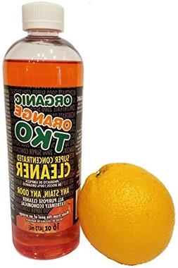 Organic Orange TKO Super Concentrated Cleaner