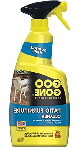 Goo Gone Patio Furniture Cleaner, 24oz Spray
