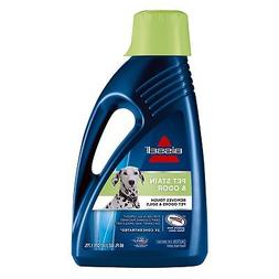 BISSELL 2X Pet Stain & Odor Full Size Machine Formula, 60 ou