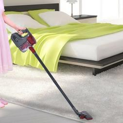 Portable Lightweight Bagless Vacuum Cleaner w/ Washable Filt