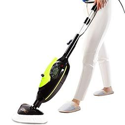 SKG 1500W Powerful Non-Chemical 212F Hot Steam Mops & Carpet