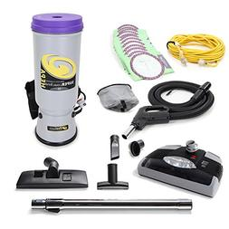 GV ProTeam Super CoachVac Commercial Backpack Vacuum Cleaner