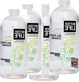Better Life Natural All-Purpose Cleaner, Safe Around Kids &