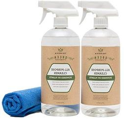 Natural All Purpose Cleaner Organic - Multi Surface Cleaning