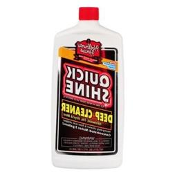 Quick Shine Hardwood Deep Cleaner & Wax Remover 800ml by hol