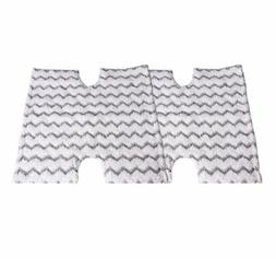 2 pcs Replacement Pads for Shark Lift-Away Pro Steam Pocket