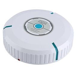 Sweetdecor Robot Vacuum Cleaner 9 inch Robotic Auto Home Cle