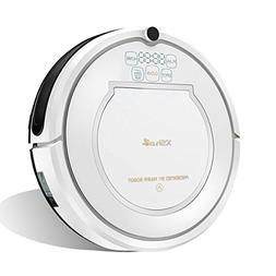 Robotic Vacuum Cleaner with Water Tank High Suction Self-Cha