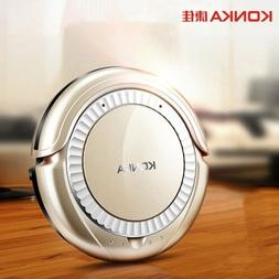 Robotic Vacuum Cleaner with 3 Cleaning Modes Mop Floor Sweep