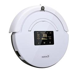 Cooclean Robotic Vacuum Sweeper Home Smart Cleaning Robot Fl